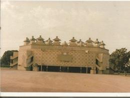 CPM, Burkina-Faso ,Ouagadougou , La Maison Du Peuple , Ed. Photo Plus B.P. - Burkina Faso
