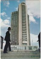 POLICE: London Hilton Hotel - Park Lane, London W.1. - BOBBY -  (In The Heart Of London - HB1) - Politie-Rijkswacht