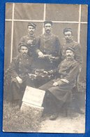 Carte Photo -  Soldat Français  - 32 Reg Infanterie  -  Tours - Régiments