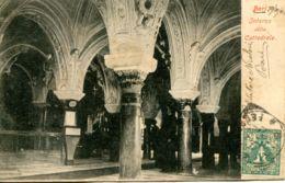 N°65764 -cpa Bari -interno Della Cattedrale- - Bari