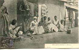 N°65766 -cpa Côte D'Ivoire -mercantris Diolas à Aboisso- - Ivory Coast