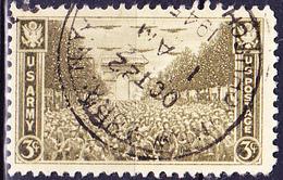 USA - Einzug Amerikanischer Truppen Durch Den Arc De Triomphe, Paris (MiNr: 539) 1945 - Gest Used Obl - United States