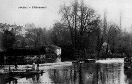 1648 - Cpa 17 Jonzac, L'abreuvoir - Jonzac