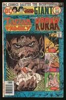 Tarzan Family # 64 - DC - With Tarzan, Korak, John Carter And Carson Napier - In English - 1976 - BE - DC