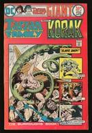 Tarzan Family # 61 - DC - With Tarzan, Korak, Incident On Tonos And Carson Napier - In English - 1976 - BE - DC