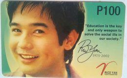 PLDT Rico Yan 100 Pesos MINT - Philippines