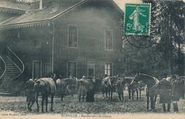 Eurville (52 Haute Marne) Rendez Vous De Chasse - Chasse à Courre - Phot. Humbert Circulée 1912 - France
