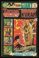 Tarzan Family # 60 - DC - With Tarzan, Korak, Barsoom And Carson Napier - In English - 1975 - BE - DC