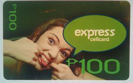 Express Cell Card 100 Pesos - Philippines