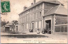 80 MONTDIDIER - écoles Communales - Montdidier