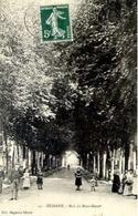 51 SÉZANNE - Mail Du Mont-Blanc - Animée - Sezanne
