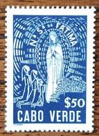 Portugal- Cap-Vert: Timbre N° 258 (YT) Neuf - Cap Vert