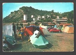 Diano Marina - Motels - Camping - Vintage Car / Auto / Voiture VW Kever / Coccinelle - Porsche - Imperia
