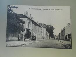 VAL D'OISE BESSANCOURT ROUTE DE PARIS COTE DROIT - France