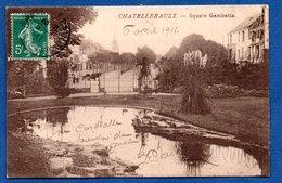 Chatellerault --  Square Gambetta - Chatellerault