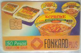 PLDT Lucky Me Supreme 50 Pesos MINT - Philippines