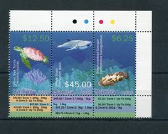 """Samoa - Mi.Nr. 1230 / 1232 - """"Einheimische Tiere"""" ** / MNH (aus Dem Jahr 2015) - Samoa"""