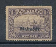 Malmédy N°32* - Guerre 14-18