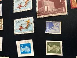 TURCHIA UOMINI ILLUSTRI BLU - Stamps