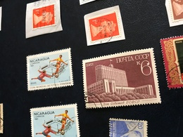 URSS IL PARLAMENTO - Stamps