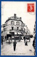 Mantes  -  Rue Nationale  - Café Français - Mantes La Ville