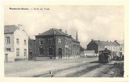 Wanfercée-Baulet NA8: Arrêt Du Tram ( Tramway à Vapeur ) - Fleurus