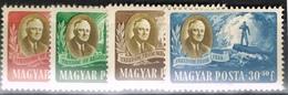 DO 6557 HONGARIJË SCHARNIER YVERT NR 879/82 ZIE SCAN ! - Hongrie