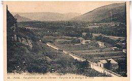 09 FOIX  VUE  GENERALE  SUR  AX LES THERMES    TBE  AR 253 - Foix