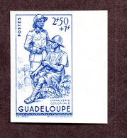 Guadeloupe N°160a ND  N** LUXE Cote 110 Euros !!!RARE - Guadeloupe (1884-1947)