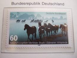 "GERMANY (BUNDES REP) 1987. EU YEAR "" UMWELT""  MNH**. (S42-NVT) - Idées Européennes"