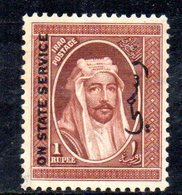 R793 - IRAQ IRAK 1927 , Segnatasse Serie Yvert N. 46  * - Iraq