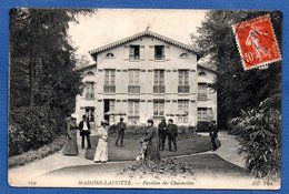 Maison Laffitte  -  Pavillon Des Charmettes - Maisons-Laffitte