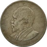 Monnaie, Kenya, Shilling, 1966, TTB, Copper-nickel, KM:5 - Kenya
