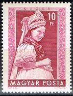 DO 6562 HONGARIJË SCHARNIER YVERT NR 1243 ZIE SCAN ! - Hongrie