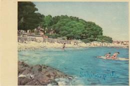 Rovinj Istra Istria - Otok Katarina 1957 - Croacia