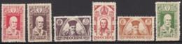 Du N° 286 Au N° 291 - X - ( C 1632 ) - Indocina (1889-1945)