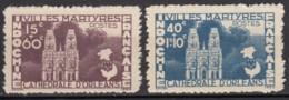 N° 292 Et N° 293 - X - ( C 1633 ) - Indochina (1889-1945)