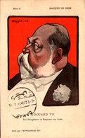Masques De Sires - Edouard VII - Satiriques