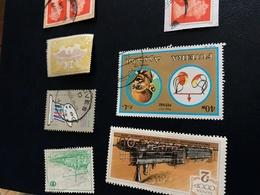 EMIRATI ARABI GANDHI - Stamps