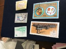 URSS IL TRENO - Stamps