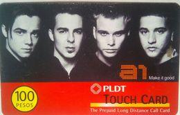 A1 100 Pesos - Philippines