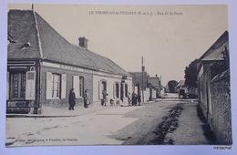 LE TREMBLAY LE VICOMTE-Rue De La Poste-Epicerie - Autres Communes