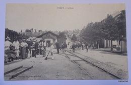 PRECY-La Gare-Les Quais - Précy-sur-Oise