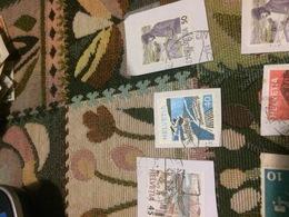 SVIZZERA PAESAGGI ALPINI - Stamps