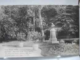 PROVINS  -  Monument De Victor Garnier - Provins