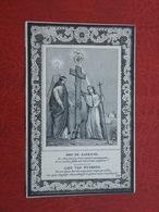 Hélena Castelein Geboren Te Dixmude En Aldaar Overleden  1861  (2scans) - Religion & Esotérisme