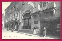 CPA Montélimar - Hôtel Des Princes - Montelimar