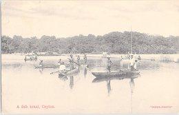 CEYLON A FISH KRAAL - Sri Lanka (Ceylon)