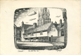 SUSSEX - CHICHESTER - THE WHITE HOUSE  INN - Other