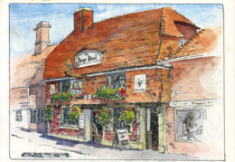 SUSSEX - BATTLE - THE KINGS HEAD - Other